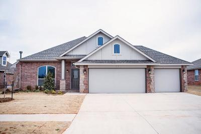 Edmond Single Family Home For Sale: 18232 Scarborough Drive