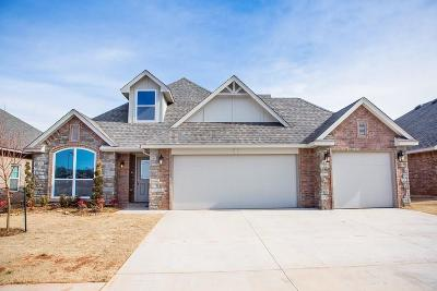 Edmond Single Family Home For Sale: 18236 Scarborough Drive