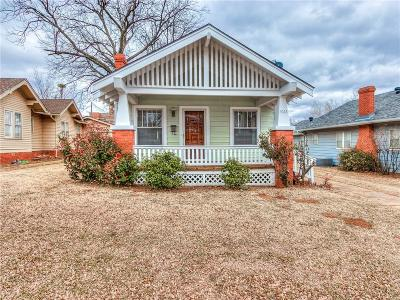 Guthrie Single Family Home For Sale: 1922 W Noble Avenue