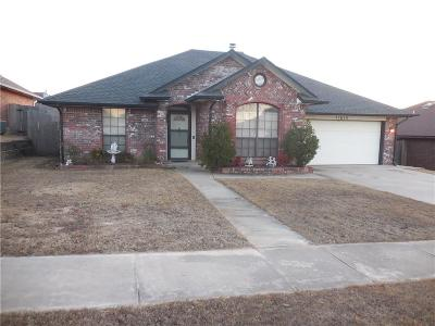 Midwest City Single Family Home For Sale: 11614 Tyson Court