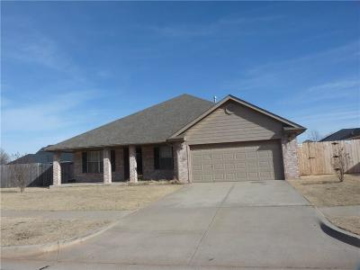 Yukon OK Single Family Home For Sale: $169,900
