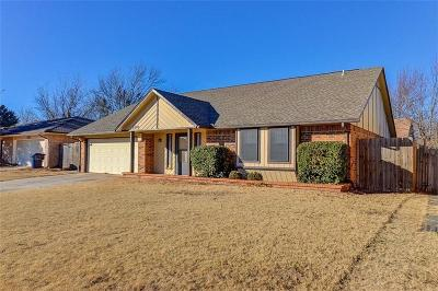 Oklahoma City Single Family Home For Sale: 11305 Shannon