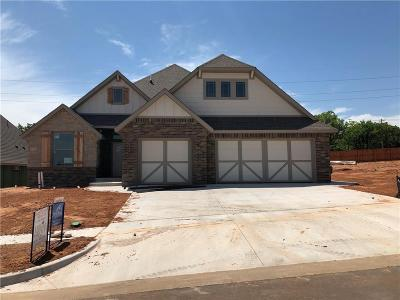 Edmond Single Family Home For Sale: 8132 Crew Lane