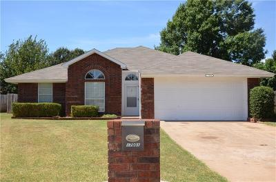 Edmond Single Family Home For Sale: 17001 Rose Hollow