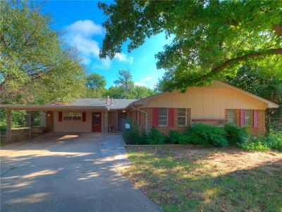 Norman Single Family Home For Sale: 2517 Weatherford Drive
