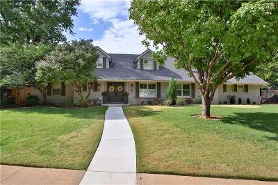 Oklahoma City Single Family Home For Sale: 12313 Blue Sage Road