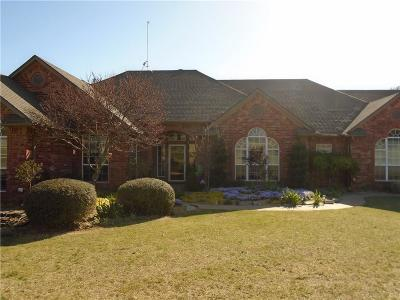 Blanchard Single Family Home For Sale: 3428 Greystone