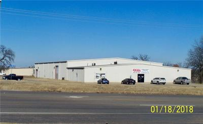 Choctaw Commercial For Sale: 16401 NE 23rd Street