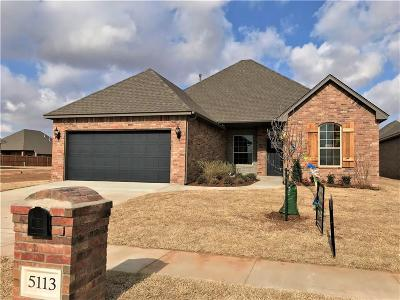 Oklahoma City Single Family Home For Sale: 5113 SW 121st Court
