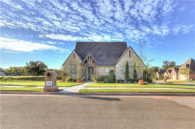 Edmond Single Family Home For Sale: 1200 Lemon Ranch Road