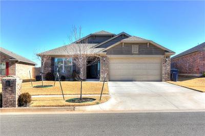 Edmond OK Single Family Home For Sale: $205,900