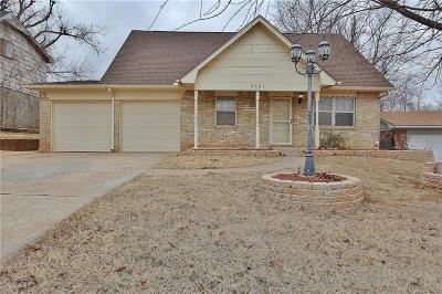 Oklahoma City Single Family Home For Sale: 8621 SW 75th