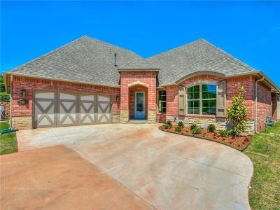 Edmond Single Family Home For Sale: 1155 Villas Creek Drive