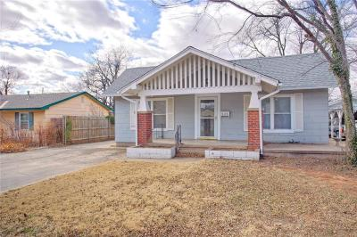 Norman Single Family Home For Sale: 820 N Stewart