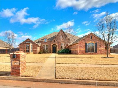 Oklahoma City Single Family Home For Sale: 6220 Whispering Grove