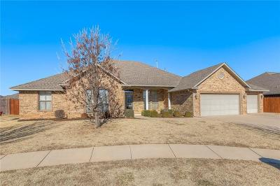 Oklahoma City Single Family Home For Sale: 8833 NW 114th Circle