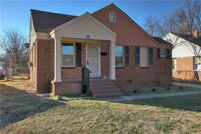 Oklahoma City Single Family Home For Sale: 2112 NE 18th Street