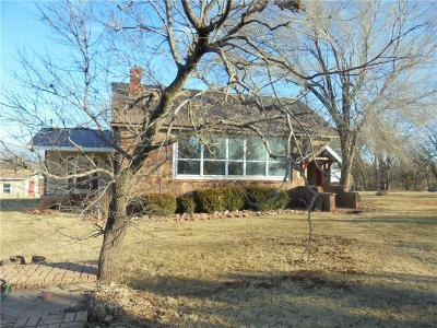 Lincoln County Single Family Home For Sale: 342532 E 1020 Road