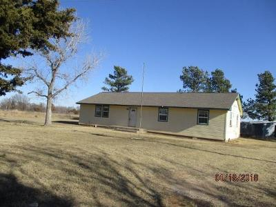 Lincoln County Single Family Home For Sale: 333073 E 1060