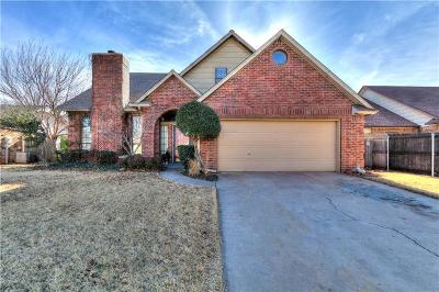 Edmond Single Family Home For Sale: 1816 NW 177th Terrace