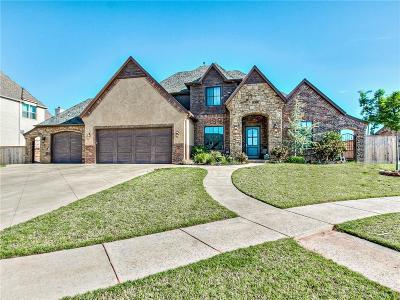 Single Family Home For Sale: 17853 Prairie Sky Way
