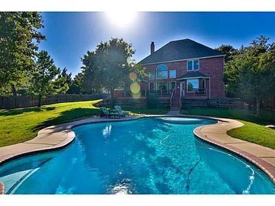 Edmond Single Family Home For Sale: 2624 Buckhorn Drive