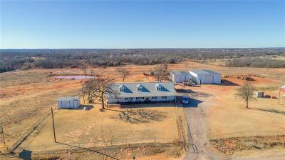 Farm & Ranch For Sale: 8433 N Pottawatomie Road
