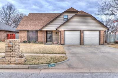 Oklahoma City OK Single Family Home For Sale: $168,900