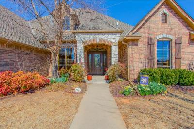 Edmond Single Family Home For Sale: 917 Shady Glen Circle