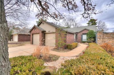 Oklahoma City Single Family Home For Sale: 1623 Country Place
