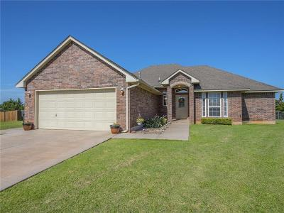 Guthrie Single Family Home For Sale: 11755 Ridge Pointe