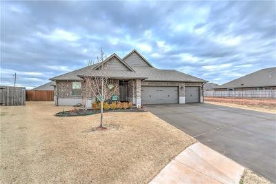 Edmond Single Family Home For Sale: 15812 Cabo Court