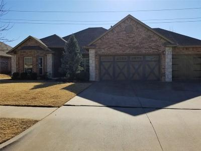 Edmond Single Family Home For Sale: 800 NW 193rd Street