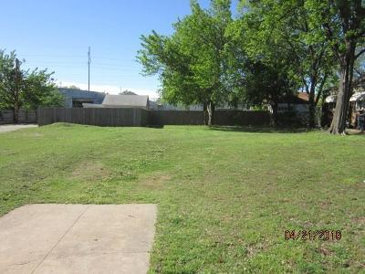 Oklahoma City Residential Lots & Land For Sale: 2414 W Park Place