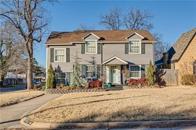 Oklahoma City Single Family Home For Sale: 3153 NW 26th