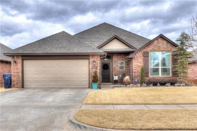 Edmond Single Family Home For Sale: 6221 NW 158th Terrace