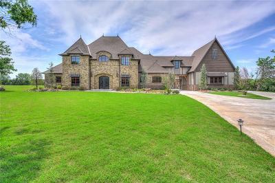 Jones Single Family Home For Sale: 9208 Lake Way Run