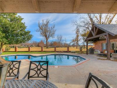 Oklahoma City Single Family Home For Sale: 3340 Oak Hollow Road