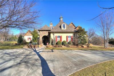 Edmond Single Family Home For Sale: 5201 NE 131st Court