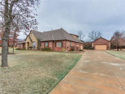 Choctaw Single Family Home For Sale: 16542 Sandstone Circle