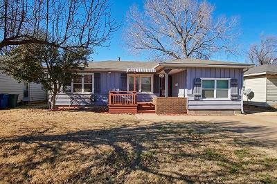 Edmond Single Family Home For Sale: 609 N Broadway