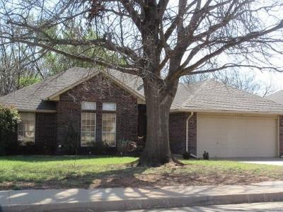 Edmond Single Family Home For Sale: 2020 Timberview
