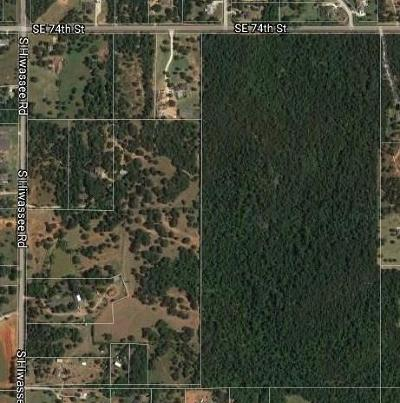 Oklahoma County Residential Lots & Land For Sale: SE 74th Street
