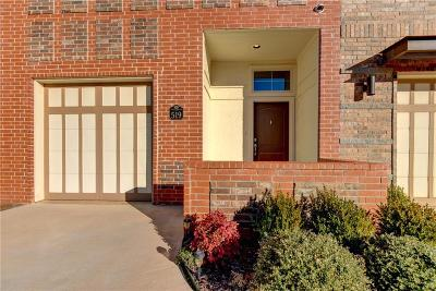 Edmond Condo/Townhouse For Sale: 519 S Fretz Avenue