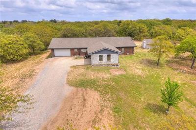 Choctaw Single Family Home For Sale: 10600 Myers Lane