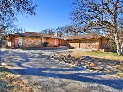Oklahoma City Single Family Home For Sale: 152 Lake Aluma Drive
