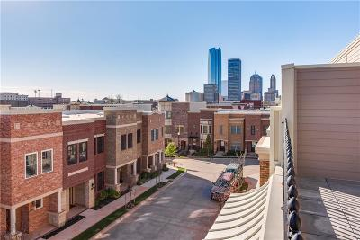 Oklahoma City Condo/Townhouse For Sale: 419 NE 1st Terrace