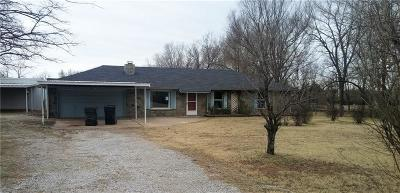 Blanchard Single Family Home For Sale: 2313 County Road 1268