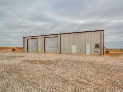 Sayre Commercial For Sale: 19230 S Frontage Road
