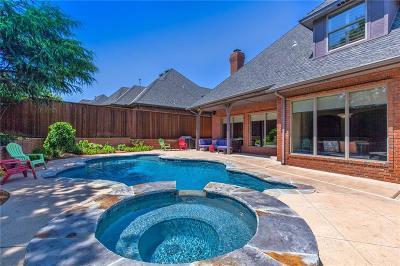 Edmond Single Family Home For Sale: 809 Crystal Creek Place